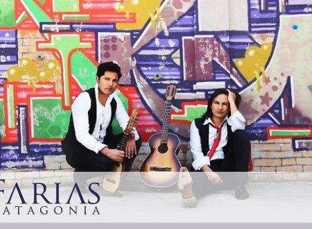 Il gruppo Farias Patagonia insieme ai big della musica Italiana al concerto di Gigi D'Alessio & Friends