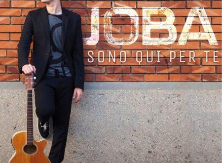 """""""Sono qui per te"""" dal 29 Gennaio nei principali stores il primo album di Giovanni Balduzzi in arte """"Joba"""""""