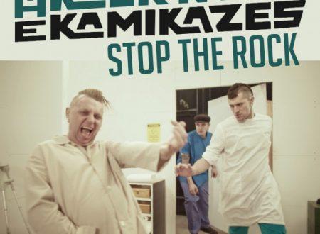 Stop The Rock il video del nuovo singolo dei Rock'n'roll Kamikazes
