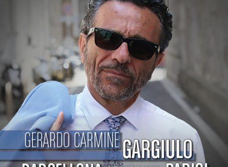 """""""Barcellona sembrava Parigi"""" in radio il nuovo singolo di Gerardo Carmine Gargiulo"""