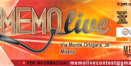 #MEMOLIVE ANCHE IL MEI TRA I PARTNER DEL NUOVO CONTEST MUSICALE GRATUITO DEL MEMO MUSIC CLUB