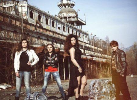Monster Hell il nuovo singolo delle Snei Ap