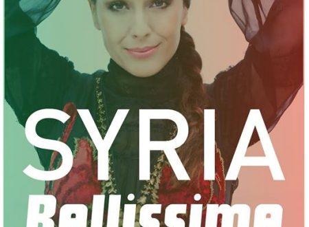 """SYRIA  torna a teatro per una sola sera con le canzoni di  """"Bellissime"""""""