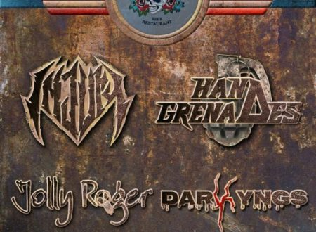 """SinnerS Militia 2017"" : Hand Grenades, Injury, Jolly Roger e Darkyngs live a Mantova"