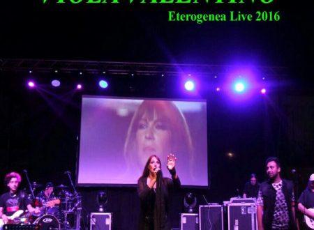 Viola Valentino in radio con il nuovo singolo Il suono dell' abbandono