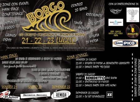 BorgoWave, il nuovo evento targato Borgo78