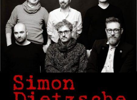 Simon Dietzsche in radio con il singolo Non nevica, primo estratto dal nuovo album Contatto