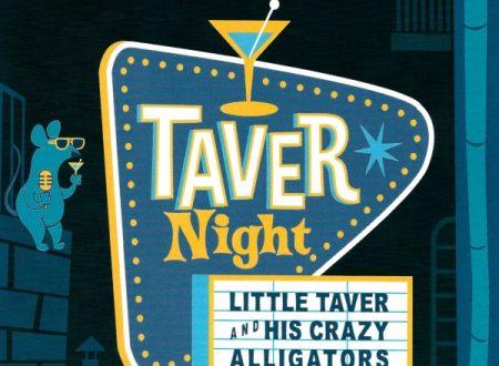 Little Taver & His Crazy Alligators in radio con Tavernight
