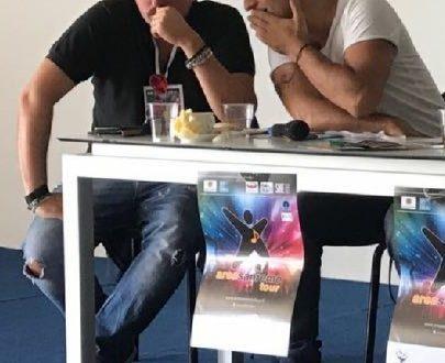 Germanelli e Mignogna autori nella compilation della Serie Tv Canale 5 Immaturi.