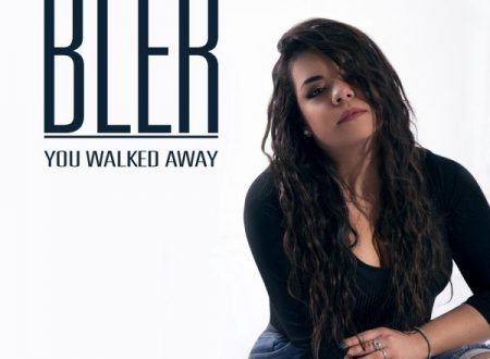 """You walked away"" in radio il primo singolo di Giorgia Aquini in arte Bler"