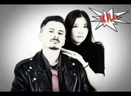 Giuliano Legotta & Xiao Yue Zheng in radio con in singolo Ok play