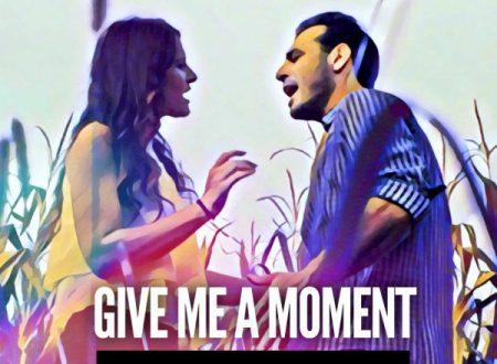 """In radio """"Give Me A Moment"""", il nuovo singolo di Elodea feat. Gabry Vox"""