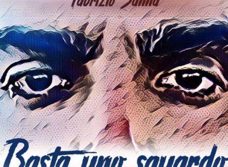 """""""Basta uno sguardo"""", il nuovo singolo di Fabrizio Sanna in radio dal 12 Ottobre"""