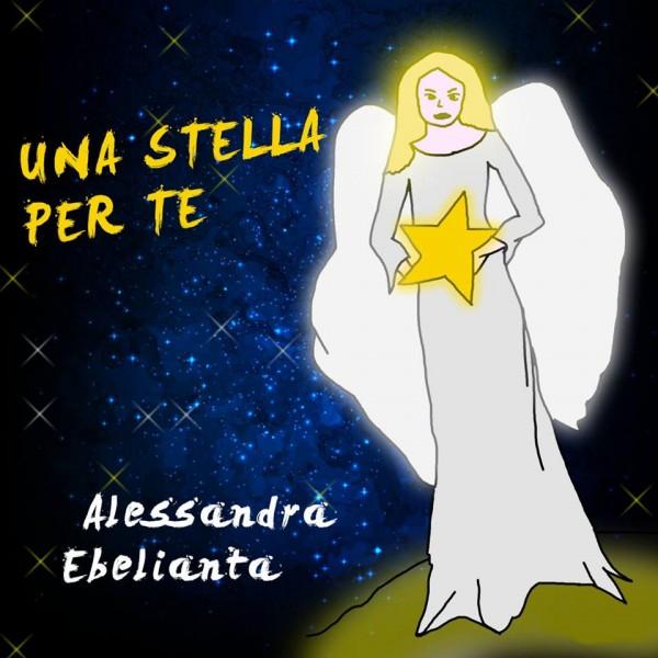 La Stella Di Natale Canzone.Una Stella Per Te Il Singolo Di Natale Da Alessandra Ebelianta In