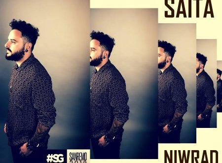 """SAITA a Sanremo Giovani con """"NIWRAD"""", un brano che parla di emozioni e di semplicità"""