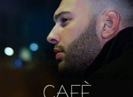 """Jeremy Fiumefreddo in radio e nei digital store con il singolo """"Cafè"""""""