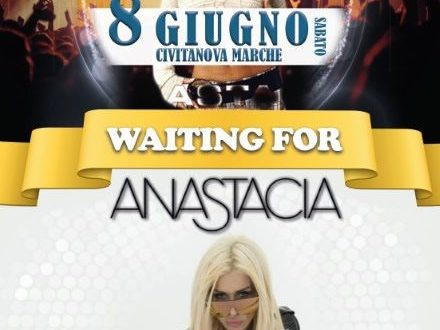 Linda d, apre il live di Anastacia a Civitanova Marche