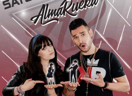 """""""Satelliti"""", in radio il nuovo singolo del duo """"AlmaRueka"""""""