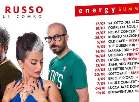 Cristina Russo & NeosoulCombo live a Nissoria (EN) questa sera all'Old Cafè