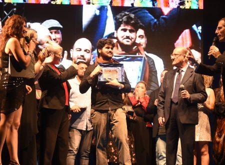 Simone Romano è il vincitore del Cantagiro 2019