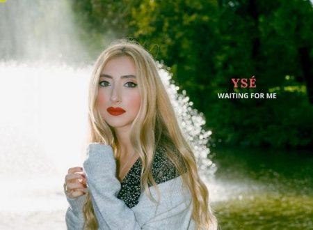 "Ysé in radio con il singolo ""Waiting for me"""