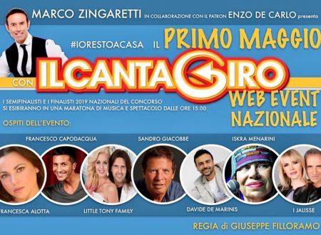 Il Primo Maggio una maratona di musica e ospiti nazionali con il Cantagiro