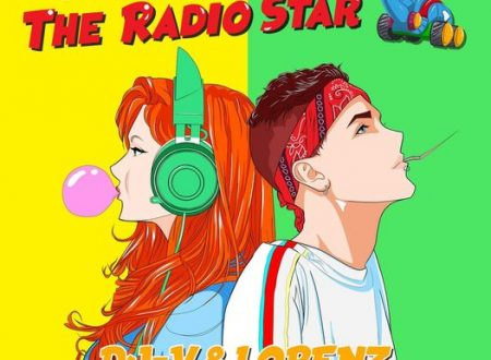"DJ-V & Lorenz feat. Leinad & Ester in radio con ""Video Killed The Radio Star"""