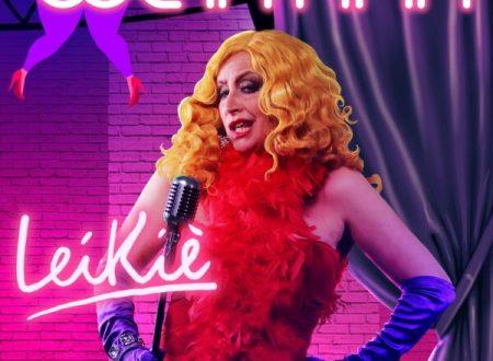 LeiKiè – Culinaria il nuovo brano e video musicale che mette in crisi la prova costume